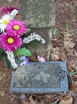 PENSE, THELMA - Crawford County, Arkansas   THELMA PENSE - Arkansas Gravestone Photos