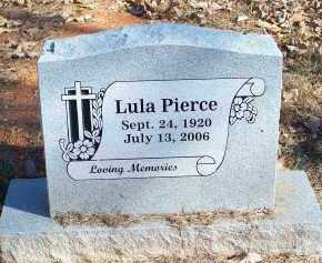 FRANCE PIERCE, LULA MAY - Crawford County, Arkansas | LULA MAY FRANCE PIERCE - Arkansas Gravestone Photos