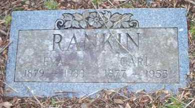 RANKIN, EVA - Crawford County, Arkansas | EVA RANKIN - Arkansas Gravestone Photos