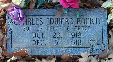 RANKIN, CHARLES EDWARD - Crawford County, Arkansas | CHARLES EDWARD RANKIN - Arkansas Gravestone Photos
