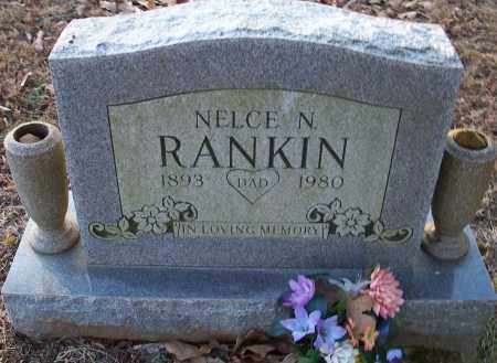 RANKIN, NELCE N - Crawford County, Arkansas | NELCE N RANKIN - Arkansas Gravestone Photos