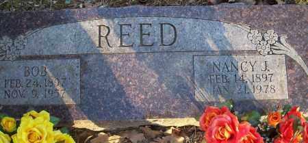 REED, NANCY J - Crawford County, Arkansas | NANCY J REED - Arkansas Gravestone Photos
