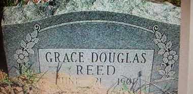 REED, GRACE - Crawford County, Arkansas | GRACE REED - Arkansas Gravestone Photos