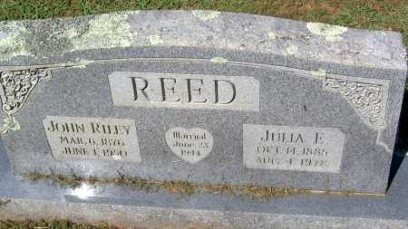 REED, JOHN RILEY - Crawford County, Arkansas | JOHN RILEY REED - Arkansas Gravestone Photos