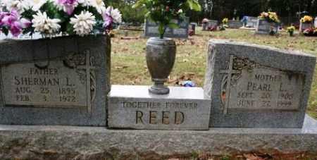REED, PEARL L - Crawford County, Arkansas | PEARL L REED - Arkansas Gravestone Photos