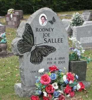 SALLEE, RODNEY JOE - Crawford County, Arkansas | RODNEY JOE SALLEE - Arkansas Gravestone Photos