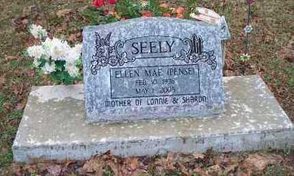 SEELY, ELLEN MAE - Crawford County, Arkansas | ELLEN MAE SEELY - Arkansas Gravestone Photos