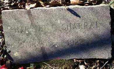 SHARRAI, HARRIET C. - Crawford County, Arkansas | HARRIET C. SHARRAI - Arkansas Gravestone Photos