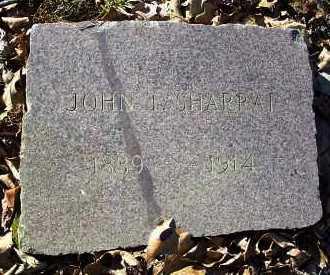 SHARRAI, JOHN T. - Crawford County, Arkansas | JOHN T. SHARRAI - Arkansas Gravestone Photos