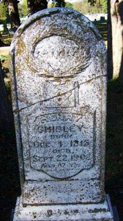 SHIBLEY, HENRY - Crawford County, Arkansas | HENRY SHIBLEY - Arkansas Gravestone Photos