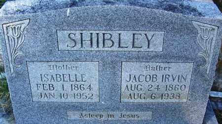 SHIBLEY, ISABELLE - Crawford County, Arkansas | ISABELLE SHIBLEY - Arkansas Gravestone Photos