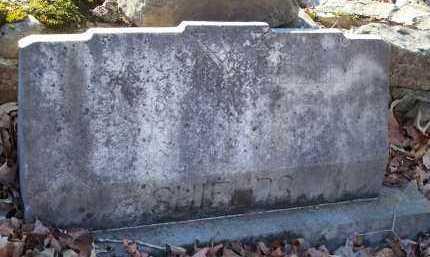 SHIELDS, ELIZABETH - Crawford County, Arkansas | ELIZABETH SHIELDS - Arkansas Gravestone Photos