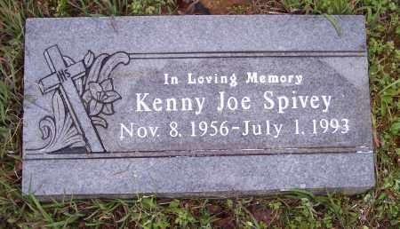 SPIVEY, KENNY JOE - Crawford County, Arkansas | KENNY JOE SPIVEY - Arkansas Gravestone Photos