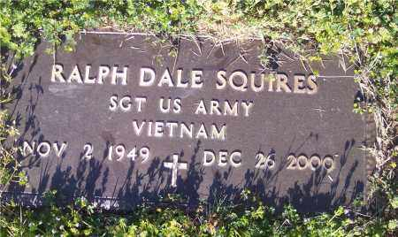 SQUIRES (VETERAN VIET), RALPH DALE - Crawford County, Arkansas | RALPH DALE SQUIRES (VETERAN VIET) - Arkansas Gravestone Photos
