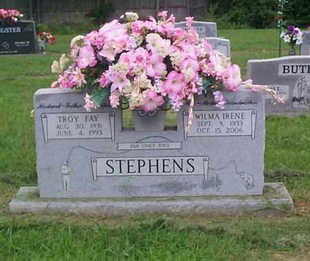 STEPHENS, TROY FAY - Crawford County, Arkansas | TROY FAY STEPHENS - Arkansas Gravestone Photos