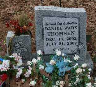 THOMASEN, DANIEL WADE - Crawford County, Arkansas | DANIEL WADE THOMASEN - Arkansas Gravestone Photos