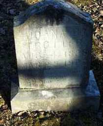 TROTTER, JOANA D. - Crawford County, Arkansas | JOANA D. TROTTER - Arkansas Gravestone Photos