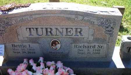MEDLOCK TURNER, BETTIE LOU - Crawford County, Arkansas   BETTIE LOU MEDLOCK TURNER - Arkansas Gravestone Photos
