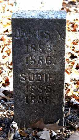 UNKNOWN, SUDIE - Crawford County, Arkansas | SUDIE UNKNOWN - Arkansas Gravestone Photos
