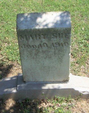 UNKNOWN, MARY SUE - Crawford County, Arkansas | MARY SUE UNKNOWN - Arkansas Gravestone Photos