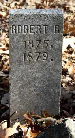 UNKNOWN, ROBERT R. - Crawford County, Arkansas | ROBERT R. UNKNOWN - Arkansas Gravestone Photos
