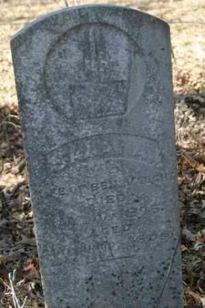 VAUGHT, SARAH A - Crawford County, Arkansas | SARAH A VAUGHT - Arkansas Gravestone Photos