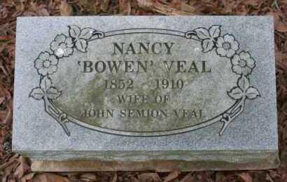 VEAL, NANCY - Crawford County, Arkansas   NANCY VEAL - Arkansas Gravestone Photos