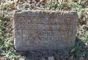 WHEATLEY, J.W. - Crawford County, Arkansas | J.W. WHEATLEY - Arkansas Gravestone Photos