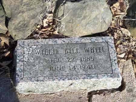 "WHITE, WILLIE ""BILL"" - Crawford County, Arkansas 