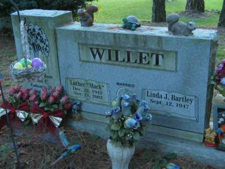 "WILLET, LUTHER ""MACK"" - Crawford County, Arkansas 