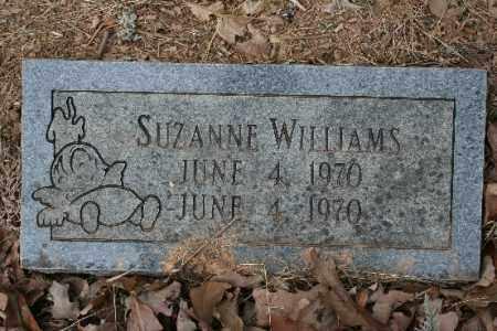 WILLIAMS, SUZANNE - Crawford County, Arkansas   SUZANNE WILLIAMS - Arkansas Gravestone Photos