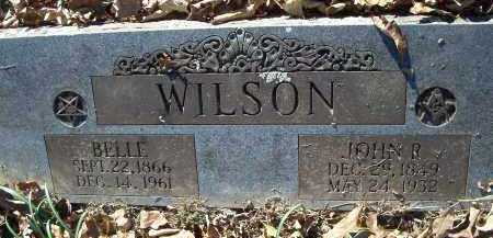 WILSON, JOHN R - Crawford County, Arkansas | JOHN R WILSON - Arkansas Gravestone Photos