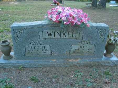WINKEL, OLGA - Crawford County, Arkansas | OLGA WINKEL - Arkansas Gravestone Photos