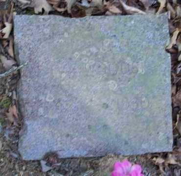 WOODS, EVA - Crawford County, Arkansas   EVA WOODS - Arkansas Gravestone Photos