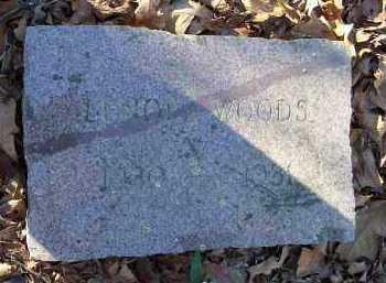 WOODS, LENORA - Crawford County, Arkansas | LENORA WOODS - Arkansas Gravestone Photos