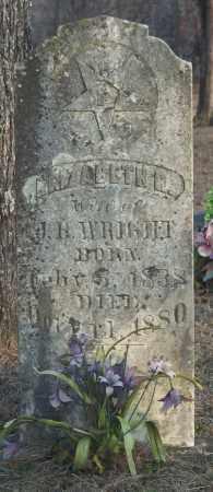 WRIGHT, ELIZABETH R - Crawford County, Arkansas | ELIZABETH R WRIGHT - Arkansas Gravestone Photos