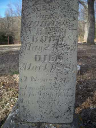 WRIGHT, JOSEPHENE - Crawford County, Arkansas | JOSEPHENE WRIGHT - Arkansas Gravestone Photos