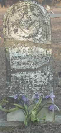 WRIGHT, J B - Crawford County, Arkansas | J B WRIGHT - Arkansas Gravestone Photos
