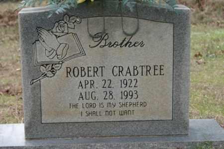 "CRABTREE, ROBERT ""BOB"" - Crawford County, Arkansas | ROBERT ""BOB"" CRABTREE - Arkansas Gravestone Photos"
