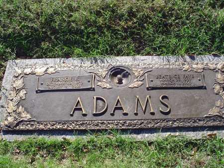 ADAMS, BEATRICE FAYE - Crittenden County, Arkansas | BEATRICE FAYE ADAMS - Arkansas Gravestone Photos