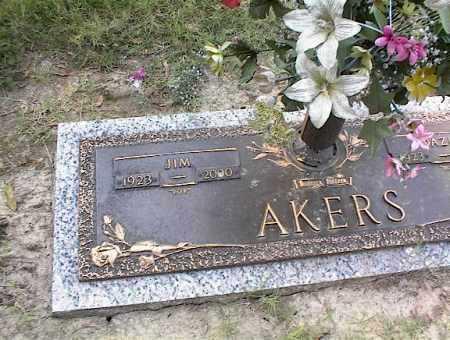 AKERS, JAMES O - Crittenden County, Arkansas | JAMES O AKERS - Arkansas Gravestone Photos