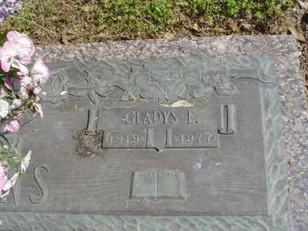 AKINS, GLADYS E. - Crittenden County, Arkansas | GLADYS E. AKINS - Arkansas Gravestone Photos