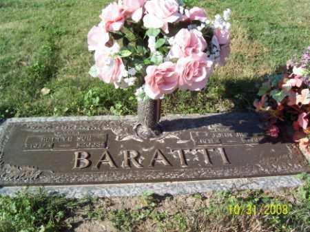 BARATTI, BETTYE SUE - Crittenden County, Arkansas | BETTYE SUE BARATTI - Arkansas Gravestone Photos
