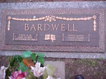 BARDWELL, BESSIE - Crittenden County, Arkansas | BESSIE BARDWELL - Arkansas Gravestone Photos