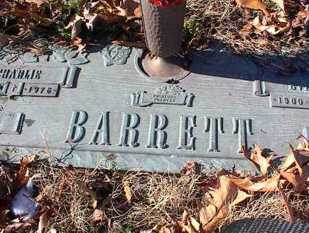 BARRETT, EVIE LEE - Crittenden County, Arkansas | EVIE LEE BARRETT - Arkansas Gravestone Photos