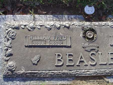 BEASLEY, WILLIAM FRED - Crittenden County, Arkansas   WILLIAM FRED BEASLEY - Arkansas Gravestone Photos
