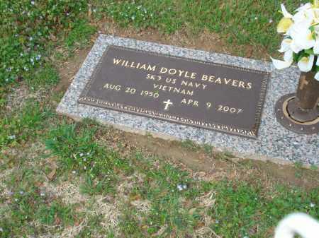 BEAVERS (VETERAN VIET), WILLIAM DOYLE - Crittenden County, Arkansas | WILLIAM DOYLE BEAVERS (VETERAN VIET) - Arkansas Gravestone Photos