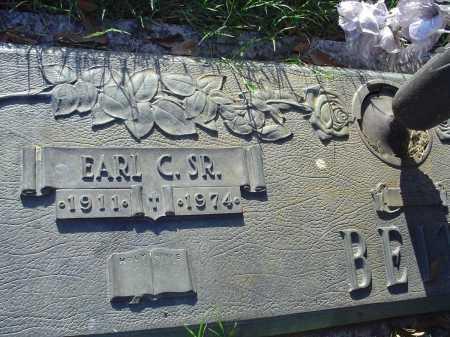 BEITH, SR, EARL C - Crittenden County, Arkansas | EARL C BEITH, SR - Arkansas Gravestone Photos