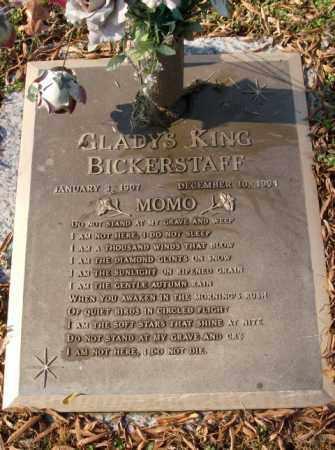BICKERSTAFF, GLADYS - Crittenden County, Arkansas | GLADYS BICKERSTAFF - Arkansas Gravestone Photos