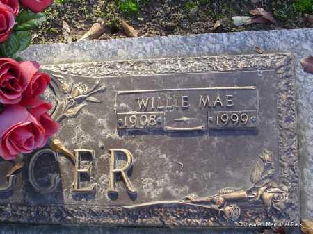 BIGGER, WILLIE MAE - Crittenden County, Arkansas | WILLIE MAE BIGGER - Arkansas Gravestone Photos